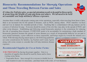Biosecurity Farm Buyers