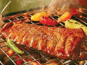 Fire Cracker Pork Ribs