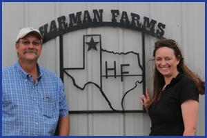Harman Farms, Perryton
